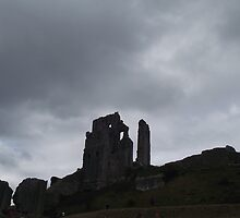 National Trust Corfe Castle by TheShutterbugsG