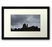 National Trust Corfe Castle Framed Print
