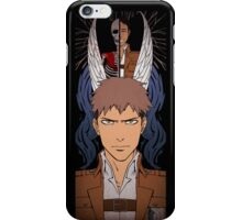 Jean ft Marco iPhone Case/Skin