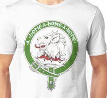 Clan Home Scottish Crest Unisex T-Shirt