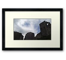 National Trust Corfe Castle - Five Framed Print