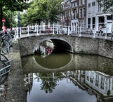 ...old Delft in Holland... by John44