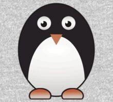 Little Cute Penguin Kids Clothes