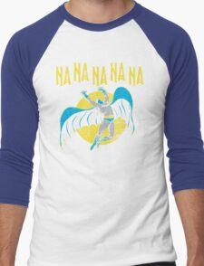 Nocturnal Song Men's Baseball ¾ T-Shirt