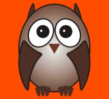 Little Cute Owl Kids Clothes