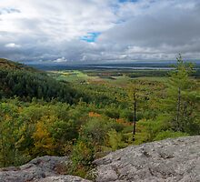 Tawadina Lookout by Mike Bachman
