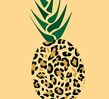 Leopard or Pineapple? Funny illusion Picture by thejoyker1986