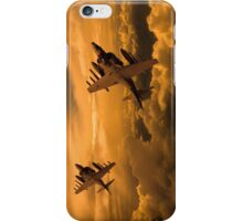 Harriers Sunset High iPhone Case/Skin