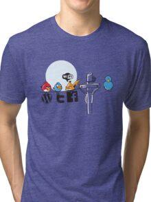 Wi Fi Technology Tri-blend T-Shirt