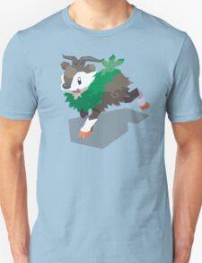 Cutout Skiddo Unisex T-Shirt