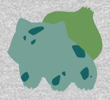 Bulbasaur Kids Clothes