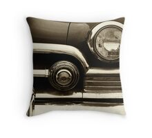 Cadillac Lights Throw Pillow