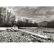 River's Regret Photographic Print