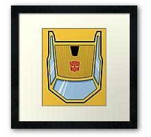 Transformers - Sunstreaker Framed Print