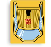Transformers - Sunstreaker Canvas Print