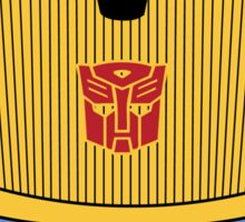 Transformers - Sunstreaker Sticker