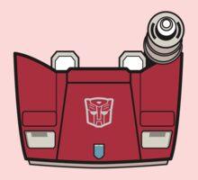 Transformers - Sideswipe Kids Tee
