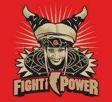 Fight the Power! One Piece - Short Sleeve