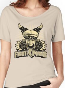 Fight the Power! Women's Relaxed Fit T-Shirt