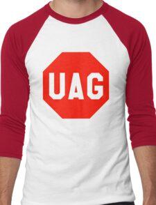 UAG Stop Codon Sign Men's Baseball ¾ T-Shirt