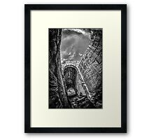 Path to the Death Framed Print