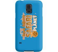 Brian Fellow's Safari Planet Samsung Galaxy Case/Skin