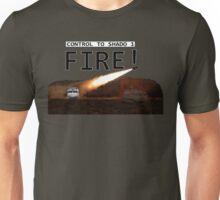SHADO Missile Unisex T-Shirt
