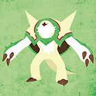 Chesnaught by jehuty23