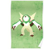 Chesnaught Poster