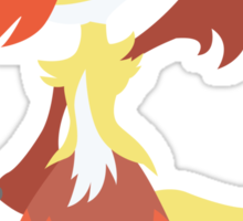 Delphox Sticker