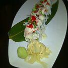 Cherry Bomb sushi by satsumagirl