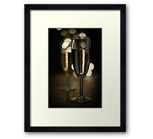 Cheers....  Framed Print