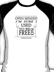 Citizen Erased T-Shirt