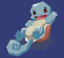 Cutout Squirtle by Avertis