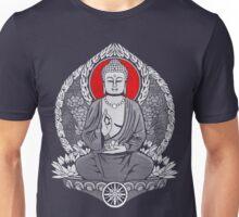 Siddhartha Gautama Buddha Sunrise Unisex T-Shirt
