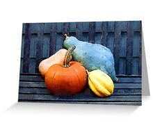 Harvest Rustic Greeting Card