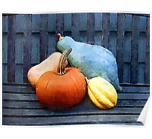Harvest Rustic Poster