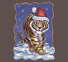 Tiger Christmas Kids Clothes