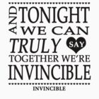 Invincible  by -DeadStar-