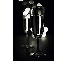 Cheers.... (bw) Photographic Print