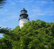 Key West Lighthouse by SDSPhotography