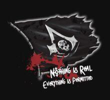 Creed of Black Flag by Rhaenys