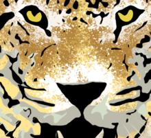 Tiger - Paint Splatters Dubs - Grunge Distressed Design Sticker