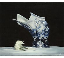 The Delft Vase Photographic Print