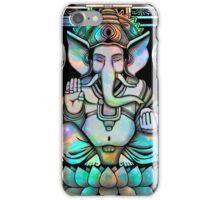 Cosmic Ganesh iPhone Case/Skin