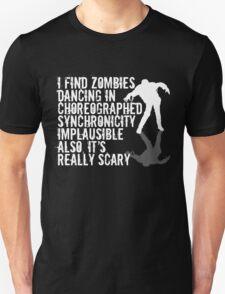 Zombies Dancing T-Shirt