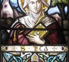 Saint Ita by Rowan  Lewgalon