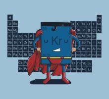 Krypton Man Kids Tee