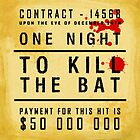 One night to kill the BAT by KanaHyde