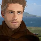Saint Finnian of Clonard by Rowan  Lewgalon